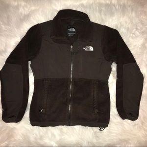 Dark Brown North Face Women's Denali Jacket